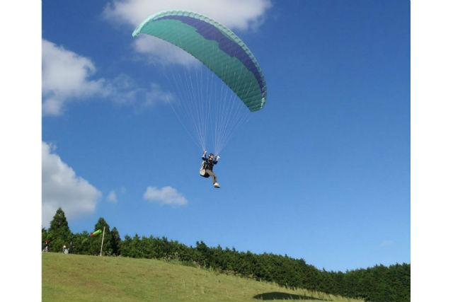 【静岡・パラグライダー】A級ライセンス取得コース!富士山を望みながら大空へ