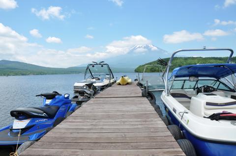 【山梨県・山中湖・ウェイクボード】初めての方にぴったり♪お得にウェイクボードを楽しもう(1セット)