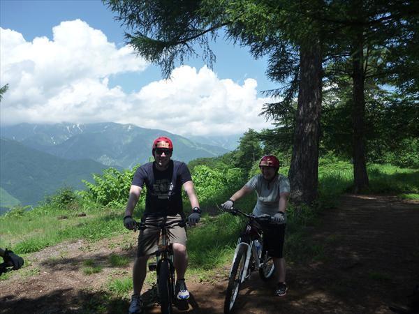 【長野・白馬・マウンテンバイク】中級者向け!山の麓を目指す、MTBダウンヒルプラン