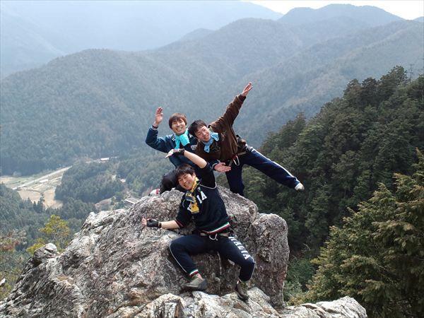 【1日】巨大な岩山をクライム・ウォーク★ロックトレッキング@金毘羅山★写真プレゼント