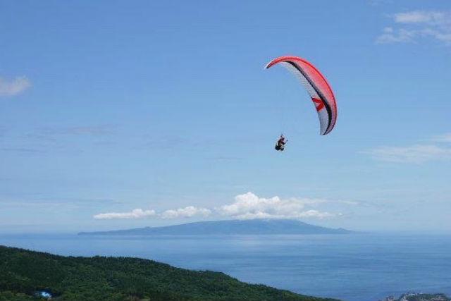 【静岡・パラグライダー】6か月間の飛び放題!ライセンス取得をめざすマスターコース
