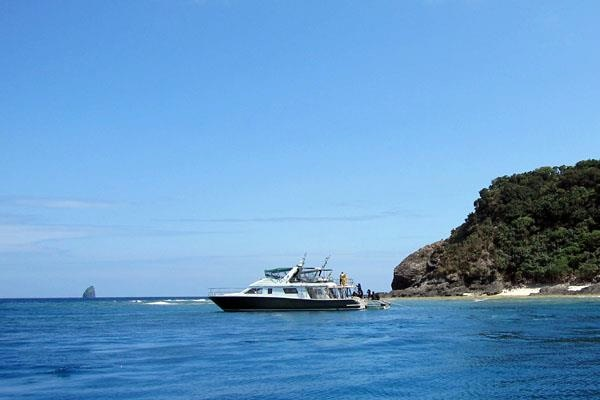 【半日・本島・ボート】手軽にシュノーケリングも観光も満喫したい方に!
