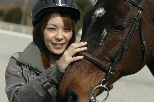 【体験・騎乗時間20分】マンツーマンの乗馬体験★岡山の自然を感じよう♪