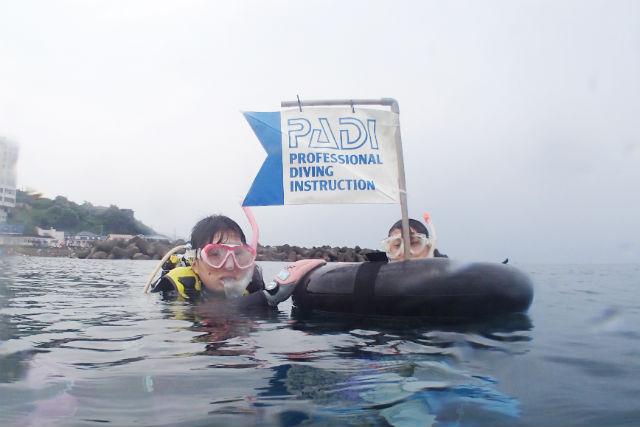 【新潟・ダイビングライセンス取得】1人参加大歓迎!4日でPADIのCカードを取得しよう