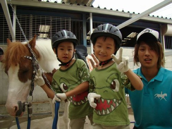 【乗馬体験・騎乗時間30分】初めての方にオススメ★ビジター体験★写真プレゼント