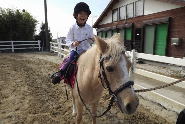 【愛知・乗馬】2回目以降の経験者向け!もっと馬とふれ合える充実プラン★写真プレゼント