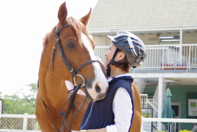 【騎乗時間20分×1or2セット】初めての方にオススメ!明石市で体験乗馬♪