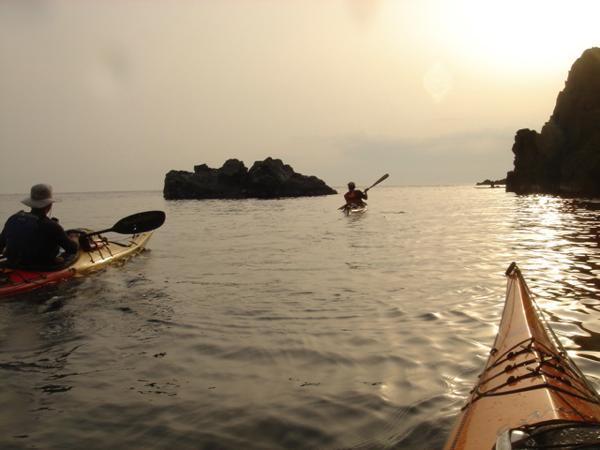 【1日】スノーケリングも楽しめる体験シーカヤック!瀬戸内海を満喫★ドリンク付き