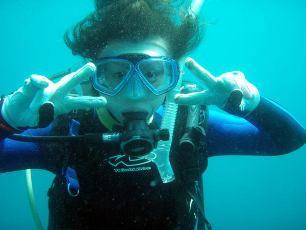 【体験・半日】初心者向け♪富山・伏木のやさしい海で体験ダイビング!