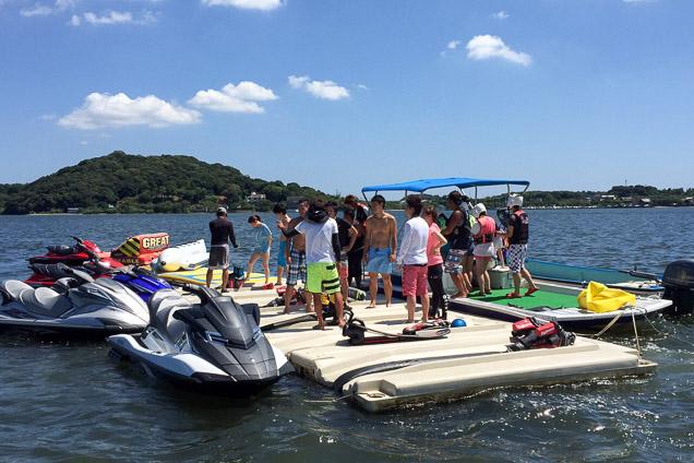 静岡・浜名湖 フライボード&ホバーボードの2つを体験!★温泉割引券プレゼント