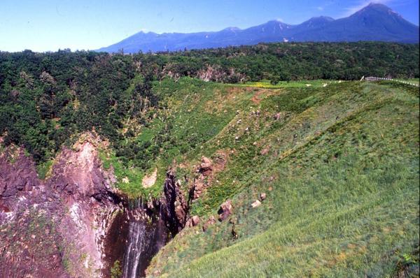 【半日・早朝or午後】小学生からOK♪断崖絶壁!フレペの滝ガイドウォーク!