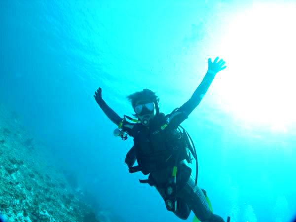 【1日・体験・ボート】たっぷり充実の体験!ぽっかり浮かぶ無人島でダイブ♪