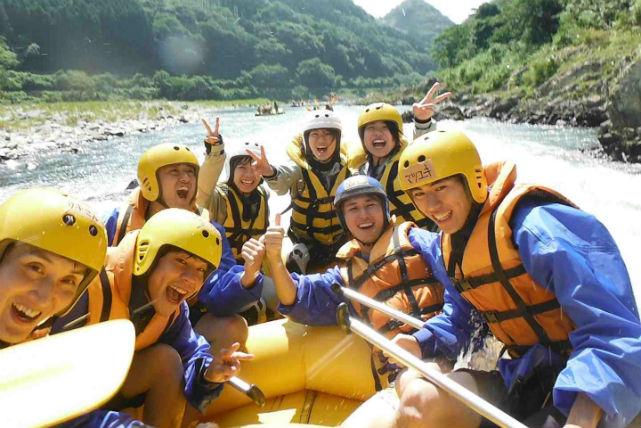 1日・球磨川ツアー(ランチ・温泉・写真動画データ付)