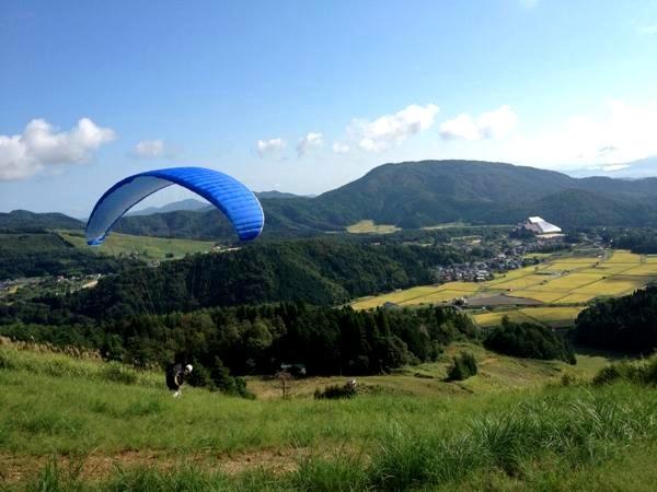 【一日体験+山頂タンデム セット】神鍋山頂タンデム+一日体験プラン