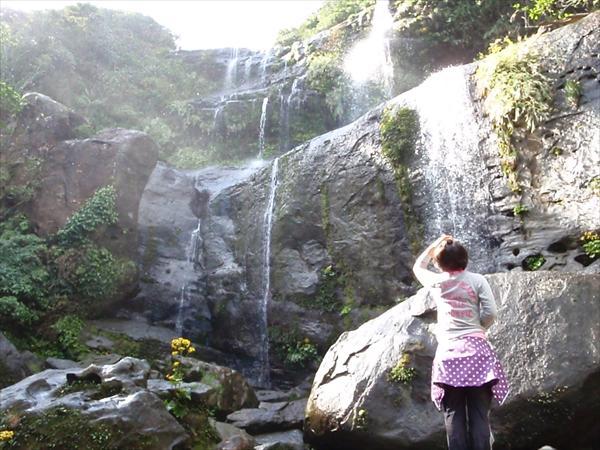 【沖縄・西表島】トレッキング・ユツンの滝ツアー(写真撮影付き)