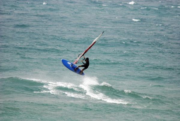 【半日・初心者】瀬戸内の穏やかな風でウインドサーフィン体験☆