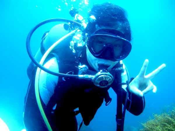 【体験・1ダイブ】初心者OK♪まずはこのプランから!見島で体験ダイビング★
