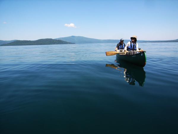 【北海道・屈斜路湖・1日・カヌー】流れる川と穏やかな湖、両方楽しめる!屈斜路湖&釧路川源流ツアー