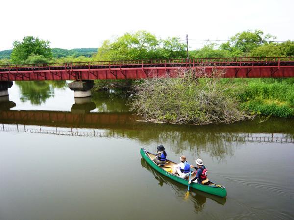 【北海道・釧路湿原・1日・カヌー】日本一広い湿原を、ゆったりカヌーで下ろう。釧路湿原1日ツアー