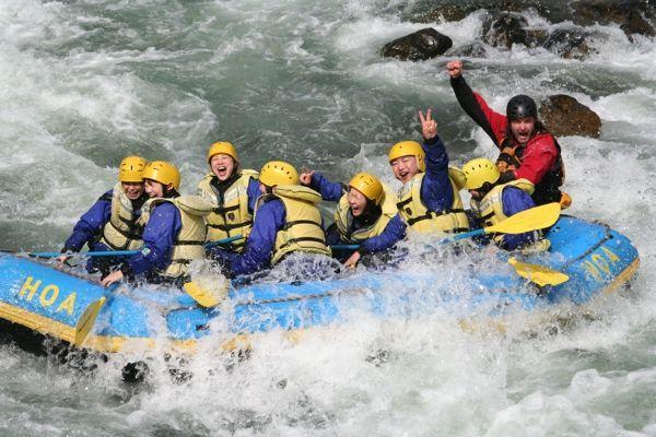 1日・沙流川鵡川ツアー(ランチ&温泉付き)