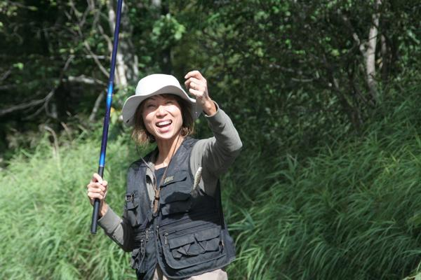 【半日】初心者OK♪魚種豊富な尻別川でえさ釣り体験!
