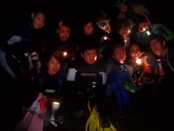 【北海道・積丹・シュノーケリング】空にも海にもあふれる星★神秘の洞窟夜光虫シュノーケリング