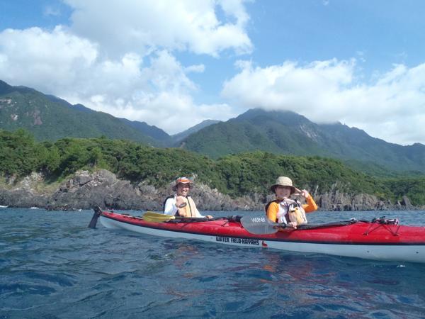 【半日・午前or午後】屋久島の海を遊ぼう★体験シーカヤック