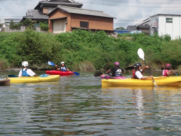【姫路・カヌー】新しいことを始めたいなら、カヌーで決まり!気軽に始められるカヌー体験★写真プレゼント