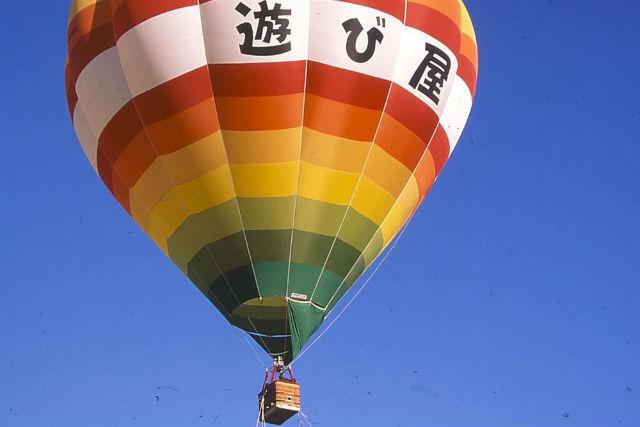 【熱気球フライト】レジャーガイド遊び屋の看板メニュー★