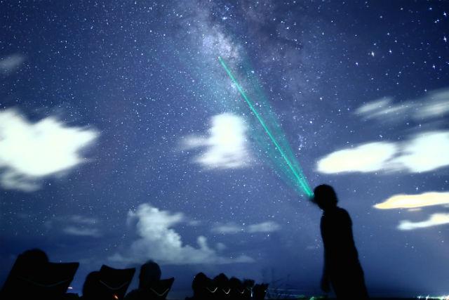 【沖縄県石垣島・エコツアー】満点の星空を、特等席で見よう!レンタカーの方におすすめ!星空浴ツアー