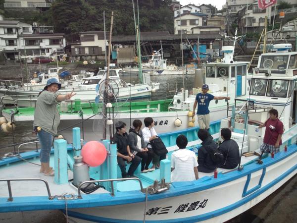 【釣り船体験】海釣り体験!狙うは大物!