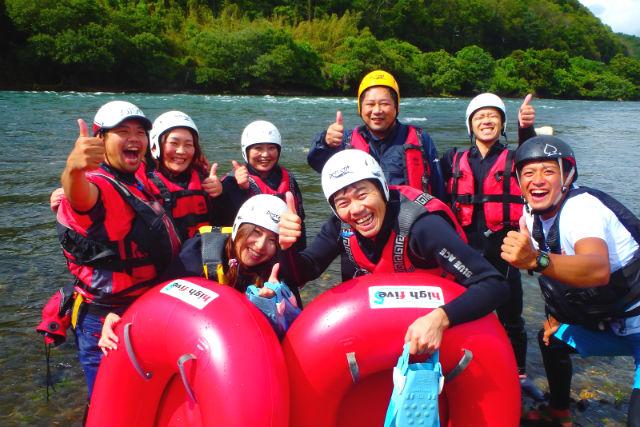 【滋賀・午後・リバーブギ】水面ギリギリ!関西初のアクティビティ・リバーブギで瀬田川を下る!