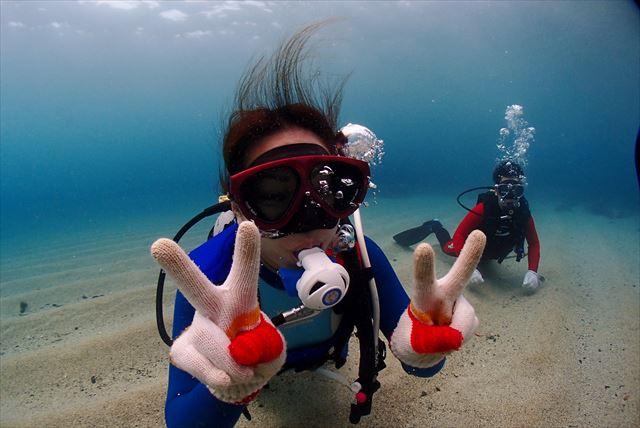 【屋久島・海山セット1日】神秘の森と豊穣の海!白谷雲水峡トレッキング&体験ダイビング