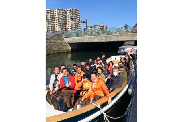 【小樽・クルージング・15名様以上】団体割引でお得に楽しむ!小樽運河クルージング