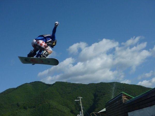 【1日体験】ジャンプし放題!1日たっぷりウォータージャンプで練習プラン