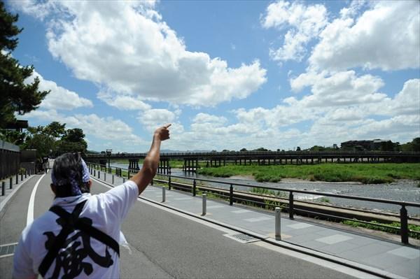 【京都・嵐山・人力車・30分貸切】人力車で風情を感じるひと時。いつもとは違った京都観光を