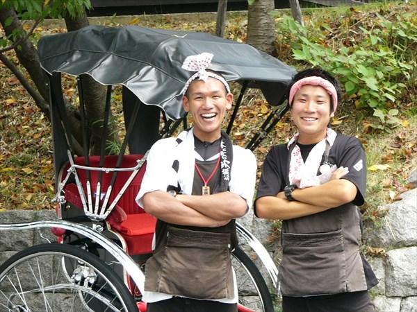 【京都・東山・人力車・30分】変わらない日本の心に触れることのできる京都・東山プラン