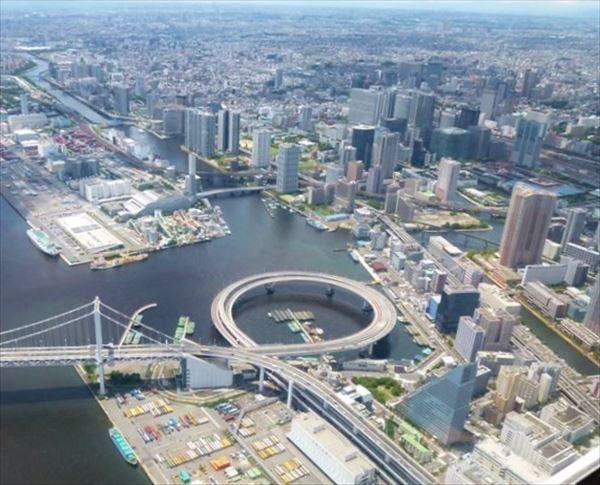 【乗合】TOKYOスカイクルーズ(昼コース)~600m上空で優雅に空中散歩を楽しもう~
