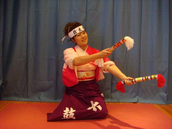 【銭太鼓体験】4歳から体験OK!島根の達人が楽しく教えます☆