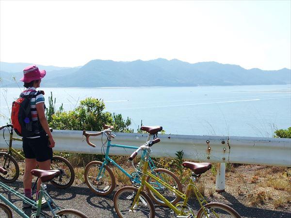【1日】カヤック&バイクで行く、瀬戸内海島巡りツアー1日プラン
