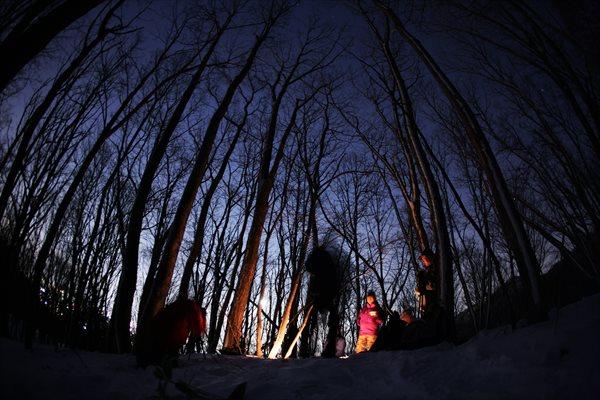 【ナイト】満点の星空・夜景も楽しめる★ナイトハイキングプラン