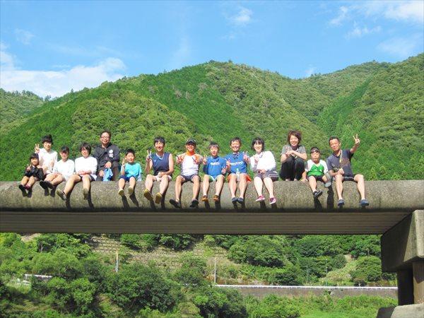 【高知・カヌー・1日】ゴールは岩間沈下橋!四万十川8kmカヌーツーリング