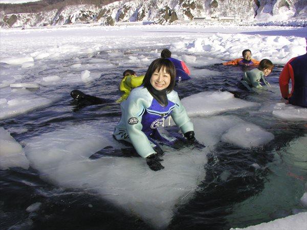 【1日】流氷ウォーク&フレペの滝散策!冬の知床自然体験プラン