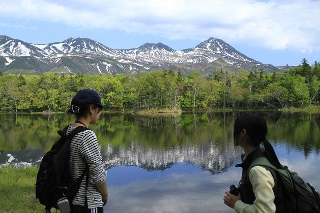【北海道・知床・エコツアー】ガイドの案内で安全に、より楽しく!知床五湖一周ツアー