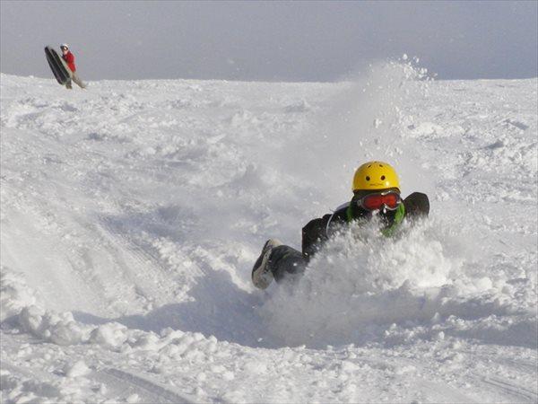 【岐阜・高山市・エアボード】とことん滑りたい方におすすめ!エアボード1日プラン