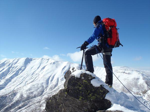 【1日】えぼし岳登頂プラン~蔵王連峰や太平洋の大展望が広がります~