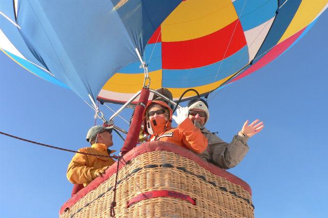 【北海道・富良野・熱気球】フライト後の朝食は最高!早起きして絶景を見に行こう