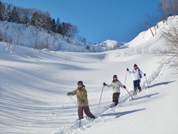 【1日】標高1800mの景色を見に行こう☆スノーシュー1日プラン