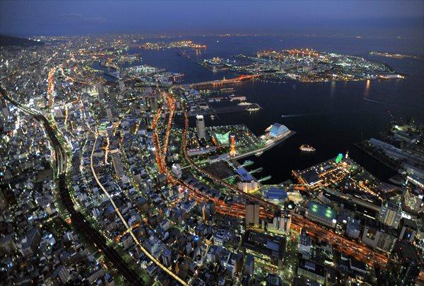 【セスナ・神戸大阪・約25分】神戸と大阪の上空を巡る~大阪プラチナコース~