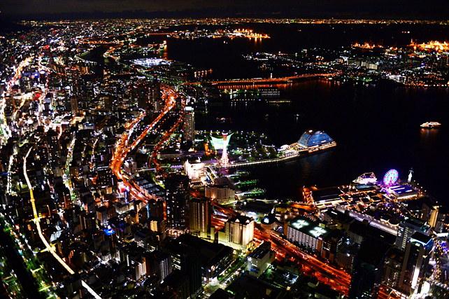 【ヘリコプター遊覧・約25分】阪神間のベイエリアを一望!ゴールド遊覧プラン